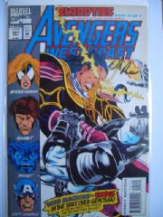 Avengers West Coast #101 Dynamic Forces DF Signed Dave Ross